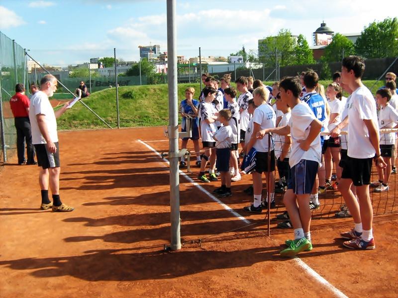 2. Turnaj mládeže, dvojice Pankrác (9.5.2016)